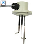 Level Probe with flange