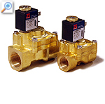 2/2 way solenoid valve with piston al07_08