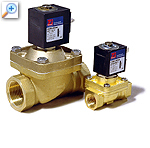 2/2 way solenoid valve with diaphragm i145