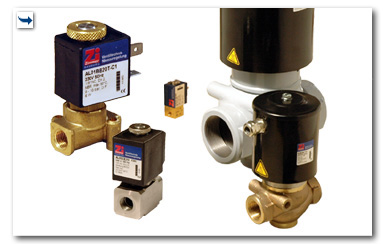 Solenoid valves direct acting