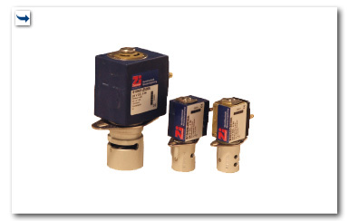 Pinch-solenoid valves
