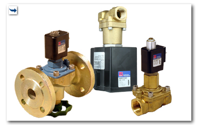 Solenoid valves lift-assisted